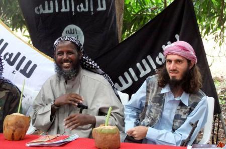 I'm with Al-Qaidah recruiter, chilling.