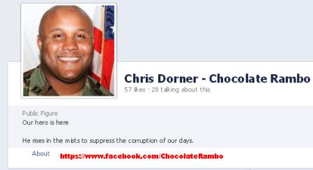 Chris Dorner