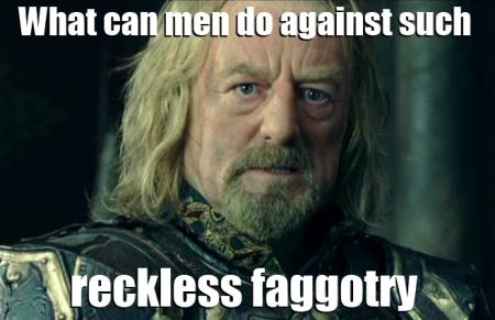 recklessfaggotry
