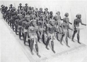 Nubian_archers,_circa_2000_BC