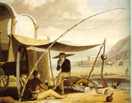 Trek digunakan bangsa Boer sebagai cara untuk melepaskan diri dari pemerintahan koloni.