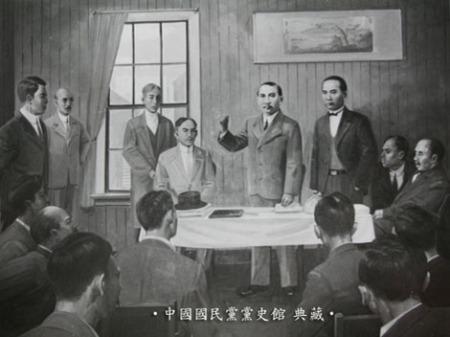 tongmenghui