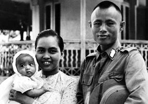 U Aung San adalah pahlawan kemerdekaan Burma