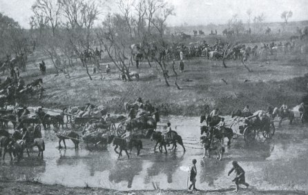 Retreat_of_the_Russian_Army_after_the_Battle_of_Mukden